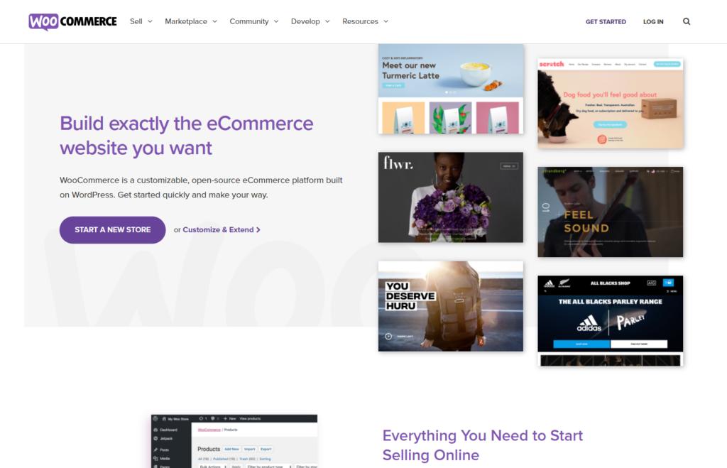 WordPress ecommerce platforms
